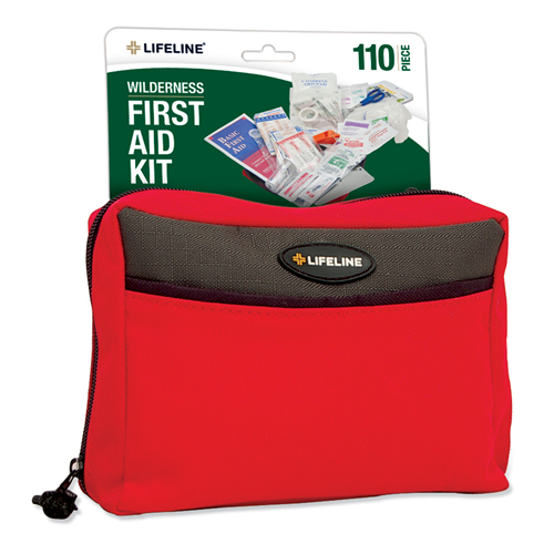 photo: Lifeline Wilderness first aid kit