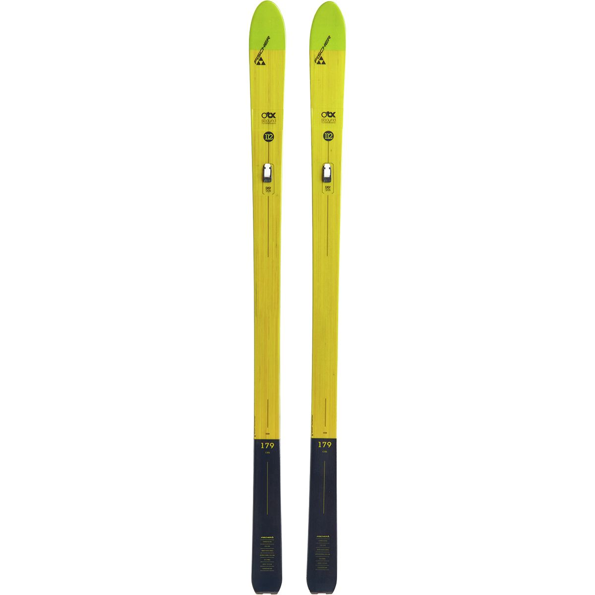 photo: Fischer S-Bound 112 Crown nordic touring ski