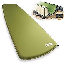 photo: Therm-a-Rest ToughSkin self-inflating sleeping pad