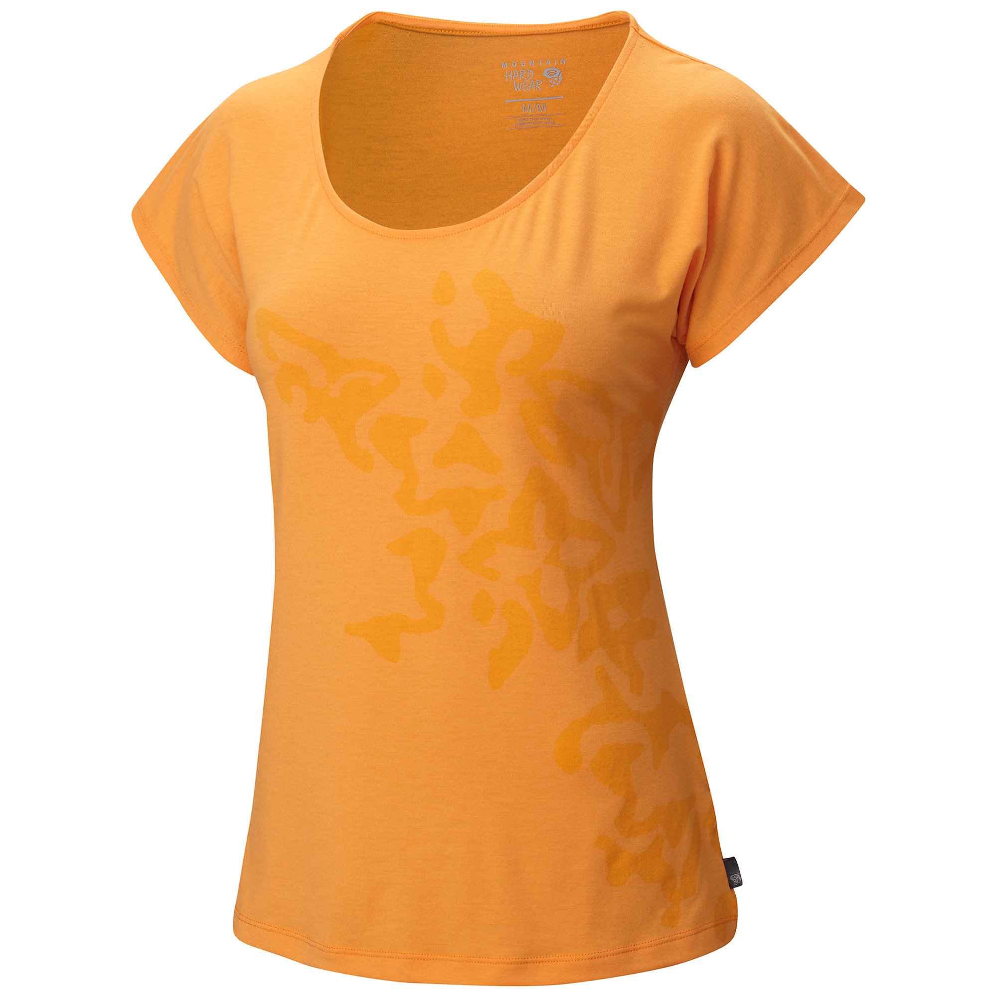Mountain Hardwear DrySpun Flora Short Sleeve T