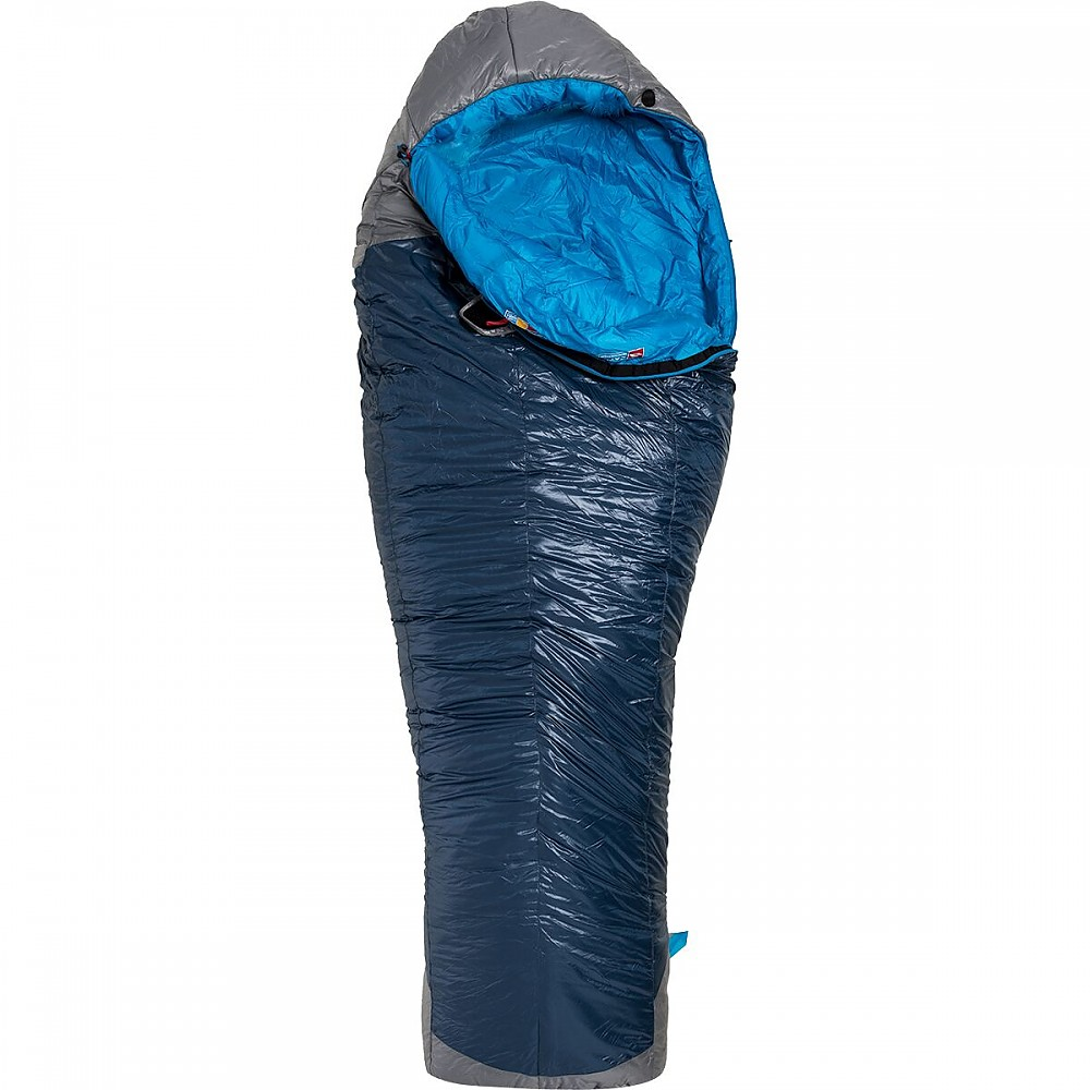photo: The North Face Cat's Meow 3-season synthetic sleeping bag