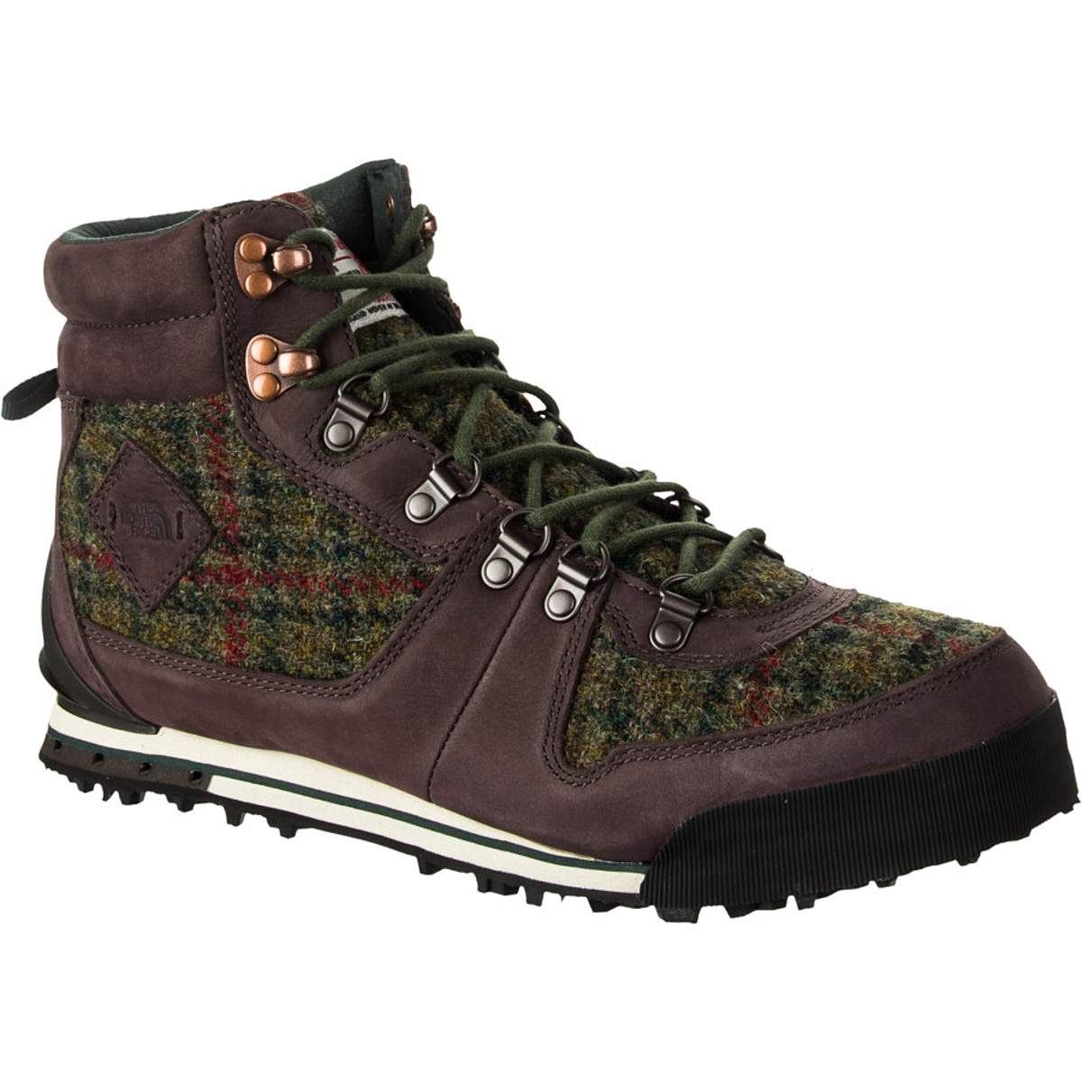 photo: The North Face Back-To-Berkeley Collab Boot winter boot