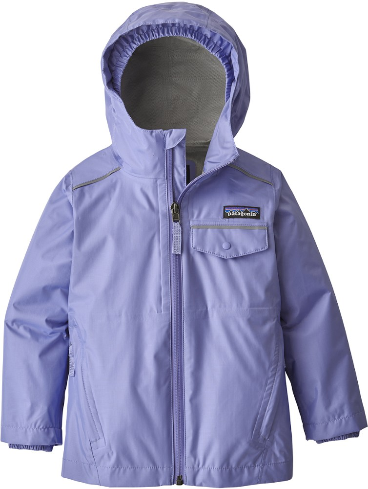 photo: Patagonia Boys' Torrentshell Jacket waterproof jacket