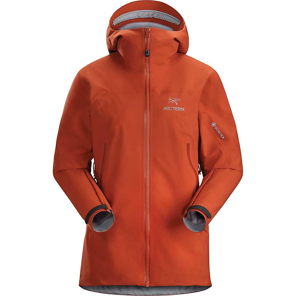 photo: Arc'teryx Women's Zeta AR Jacket waterproof jacket