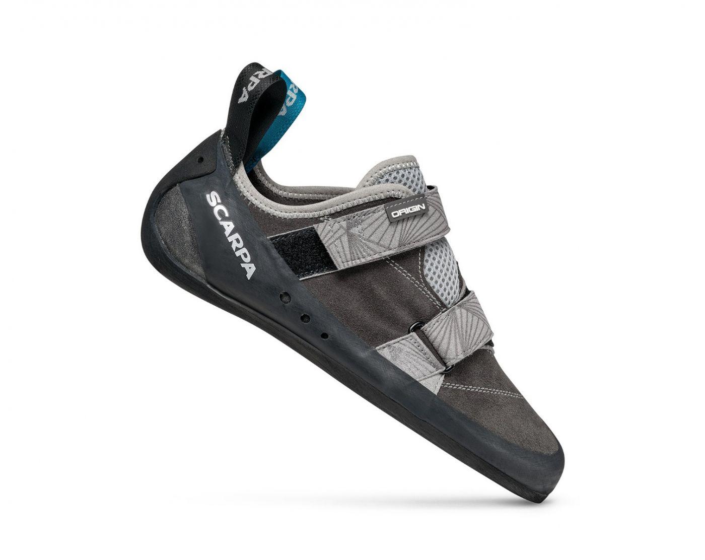 photo: Scarpa Men's Origin climbing shoe