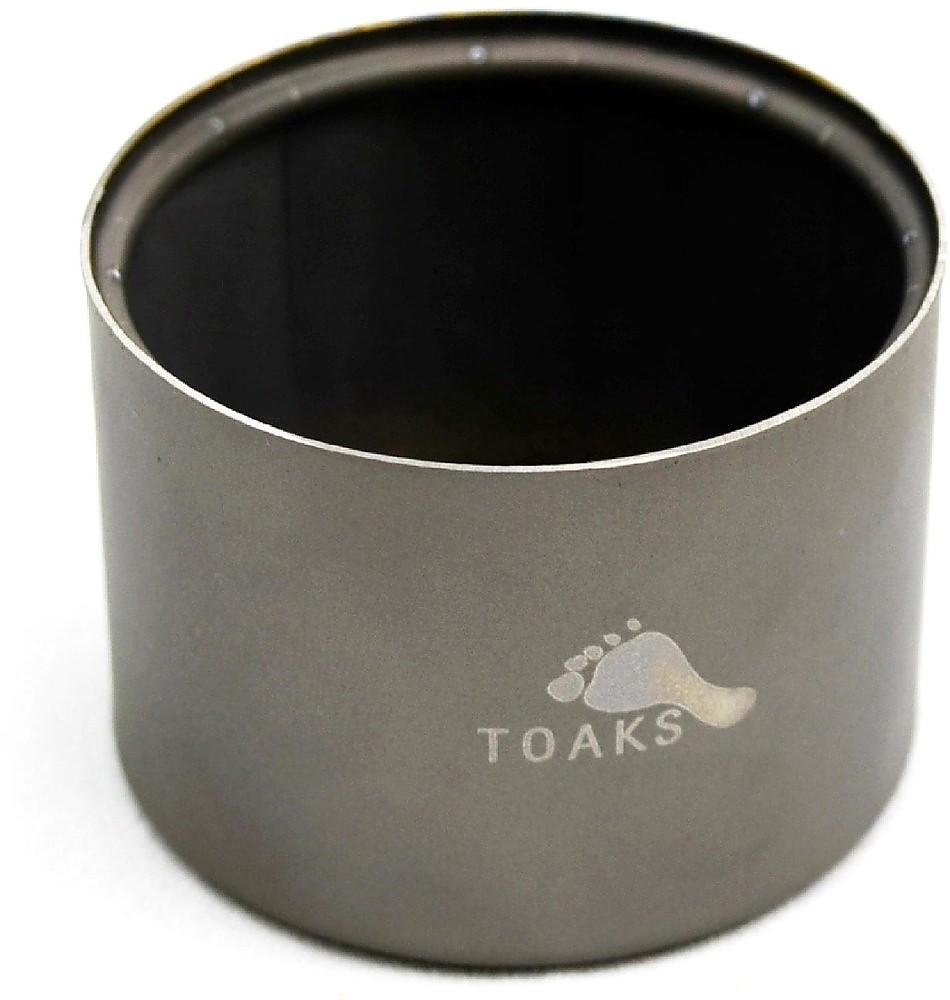 photo: Toaks Titanium Siphon Alcohol Stove alcohol stove