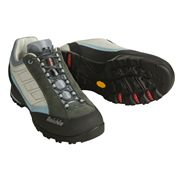photo of a Raichle trail shoe