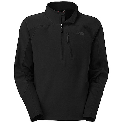 photo: The North Face Sabertooth 1/2 Zip fleece top
