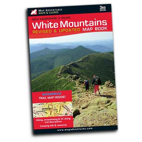 photo of a Map Adventures us northeast guidebook