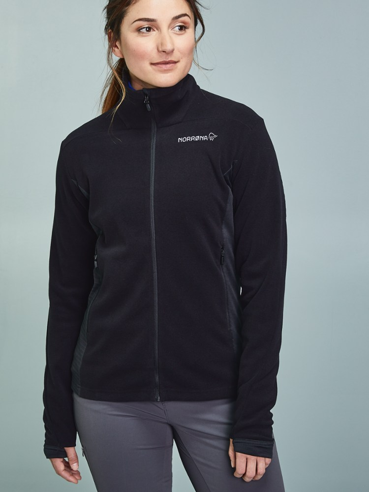 photo: Norrona Women's Falketind Warm1 Jacket fleece jacket