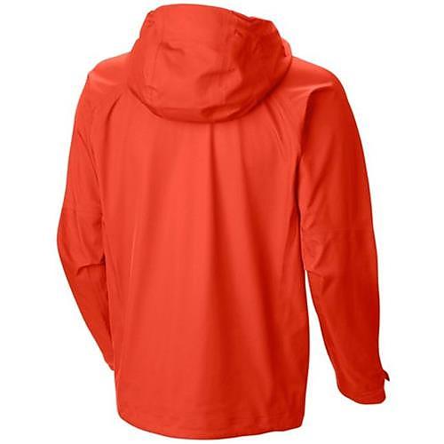 photo: Mountain Hardwear Alchemy Hooded Jacket soft shell jacket