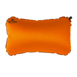 photo of a Teton Sports sleeping bag/pad