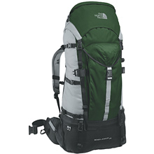 photo: The North Face Badlands 75 expedition pack (4,500+ cu in)