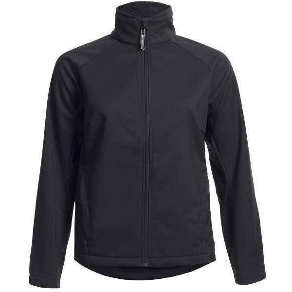 photo: Columbia Valencia Peak Softshell soft shell jacket