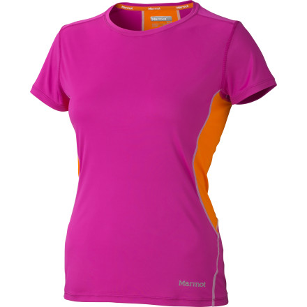 photo: Marmot Outlook SS short sleeve performance top