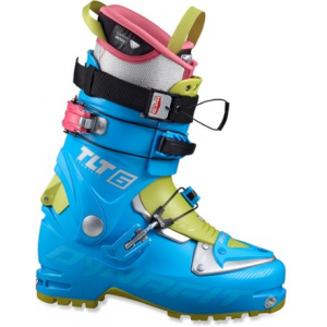 photo: Dynafit Women's TLT 6 Mountain CR Boot alpine touring boot