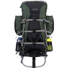 photo: JanSport Carson 90 external frame backpack