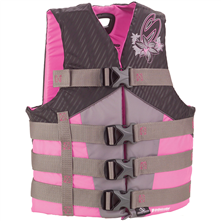 photo: Stearns Women's Infinity Series Antimicrobial Life Jacket life jacket/pfd