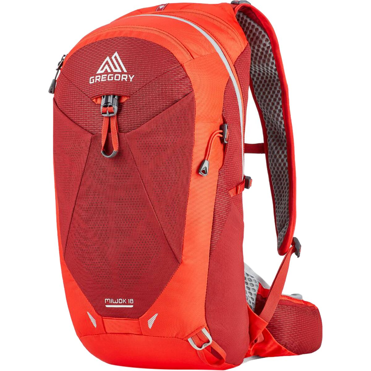 photo: Gregory Miwok 18 daypack (under 35l)