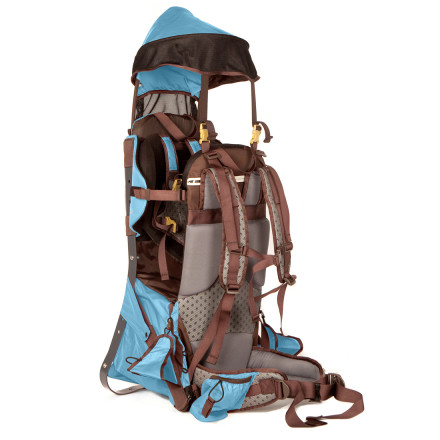 photo: Sherpani Rumba Superlight child carrier frame
