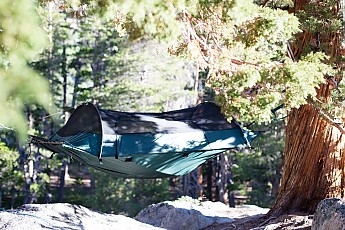 Medium image of the blue ridge camping hammock by lawson hammock has be e my favorite piece of camping equipment   and believe me i have a lot  haha