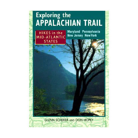 Stackpole Books Exploring the Appalachian Trail - Hikes in the Mid-Atlantic States