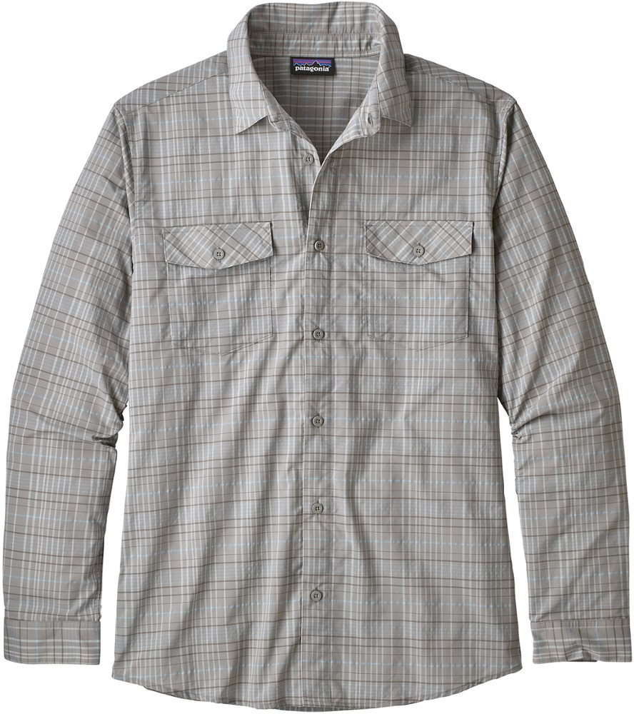 Patagonia Long-Sleeved High Moss Shirt