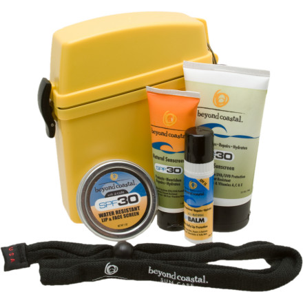 photo: Beyond Coastal Natural Sun Care Kit SPF 30 sunscreen