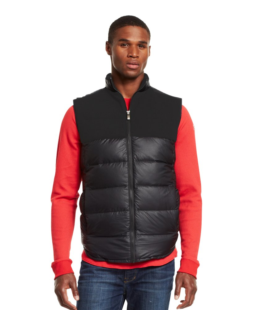 photo: Under Armour ARMD Vest down insulated vest
