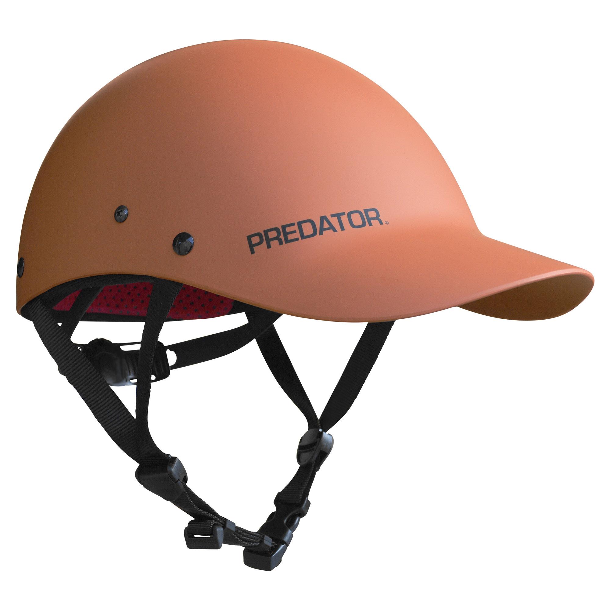 photo: Predator Helmets Lee paddling helmet