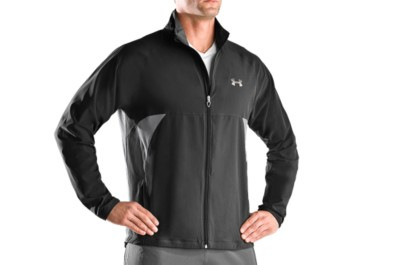 photo: Under Armour Transit Woven Track Jacket long sleeve performance top