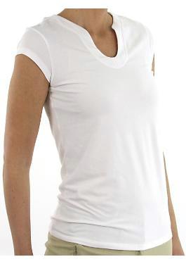 ExOfficio Go-To Amulet Cap Sleeve Shirt