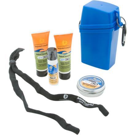 photo: Beyond Coastal Sun Care Kit SPF 30 sunscreen