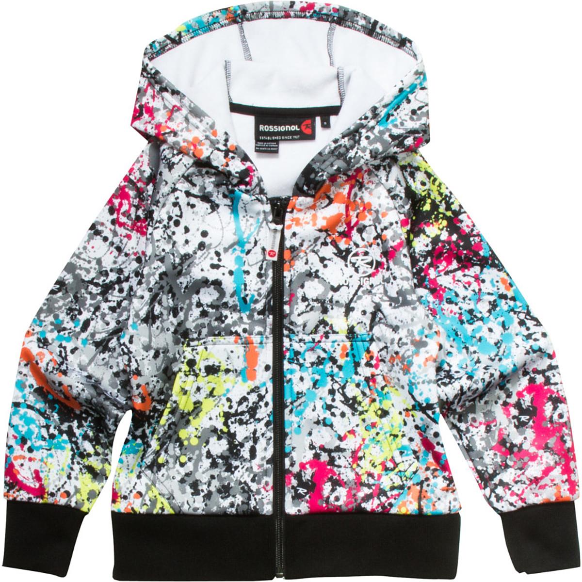 photo: Rossignol Bonded Fleece Hooded Jacket fleece jacket