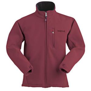 photo: Marmot Girls' Gravity Jacket soft shell jacket