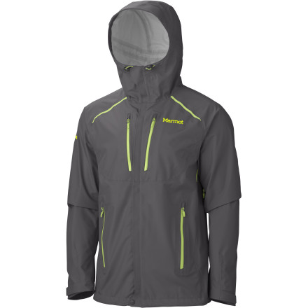 photo: Marmot Interfuse Jacket waterproof jacket