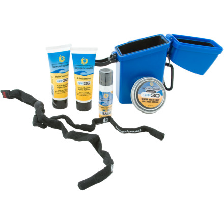 photo: Beyond Coastal Active Sun Care Kit SPF 30 sunscreen