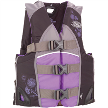 photo: Stearns Women's Illusion Series V-Flex Life Jacket life jacket/pfd