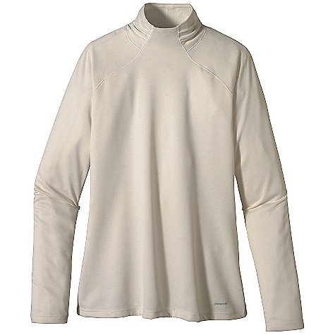 photo: Patagonia Women's Capilene 3 Midweight T-Neck base layer top