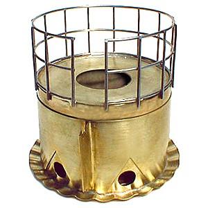 photo: Brasslite Turbo II-D alcohol stove