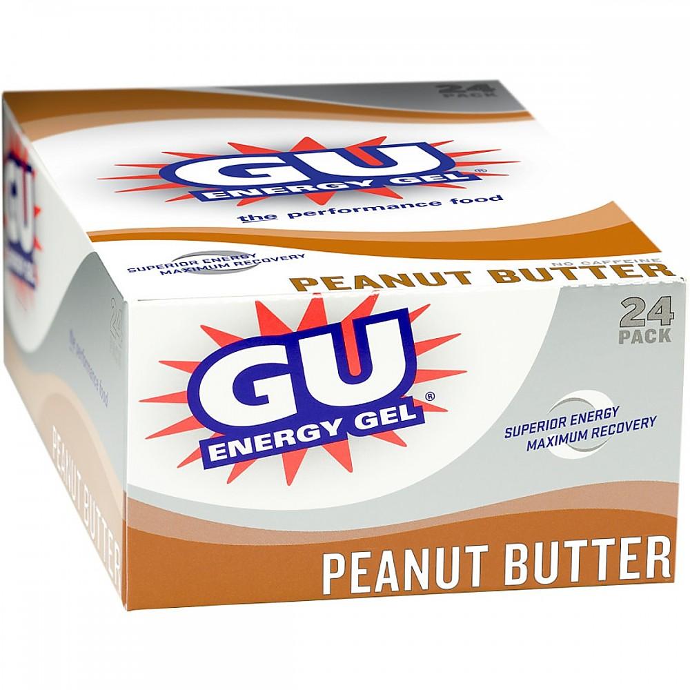 photo: GU Energy Gel gel/chew