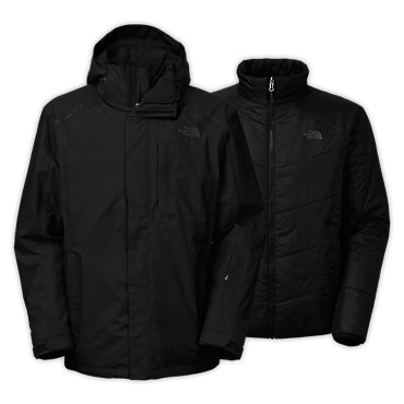 photo: The North Face Vortex TriClimate Jacket component (3-in-1) jacket