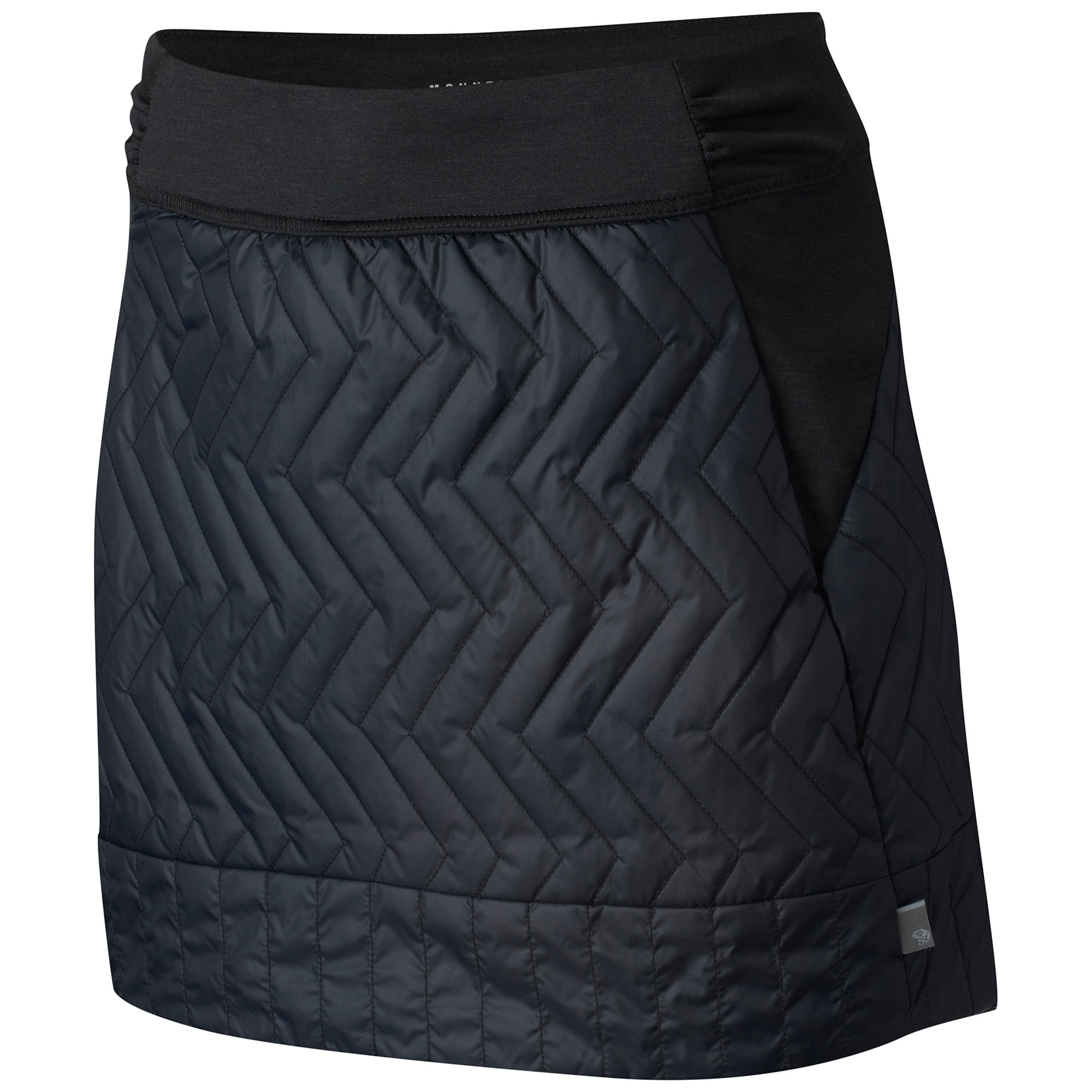 photo: Mountain Hardwear Trekkin Insulated Miniskirt hiking skirt