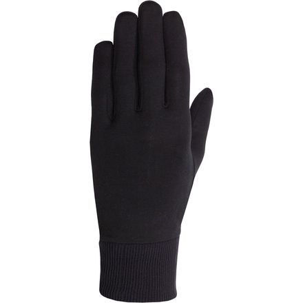 photo: Seirus Arctic Silk Glove Liner glove liner
