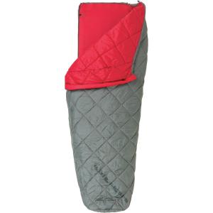photo: Big Agnes Cross Mountain 45 warm weather synthetic sleeping bag