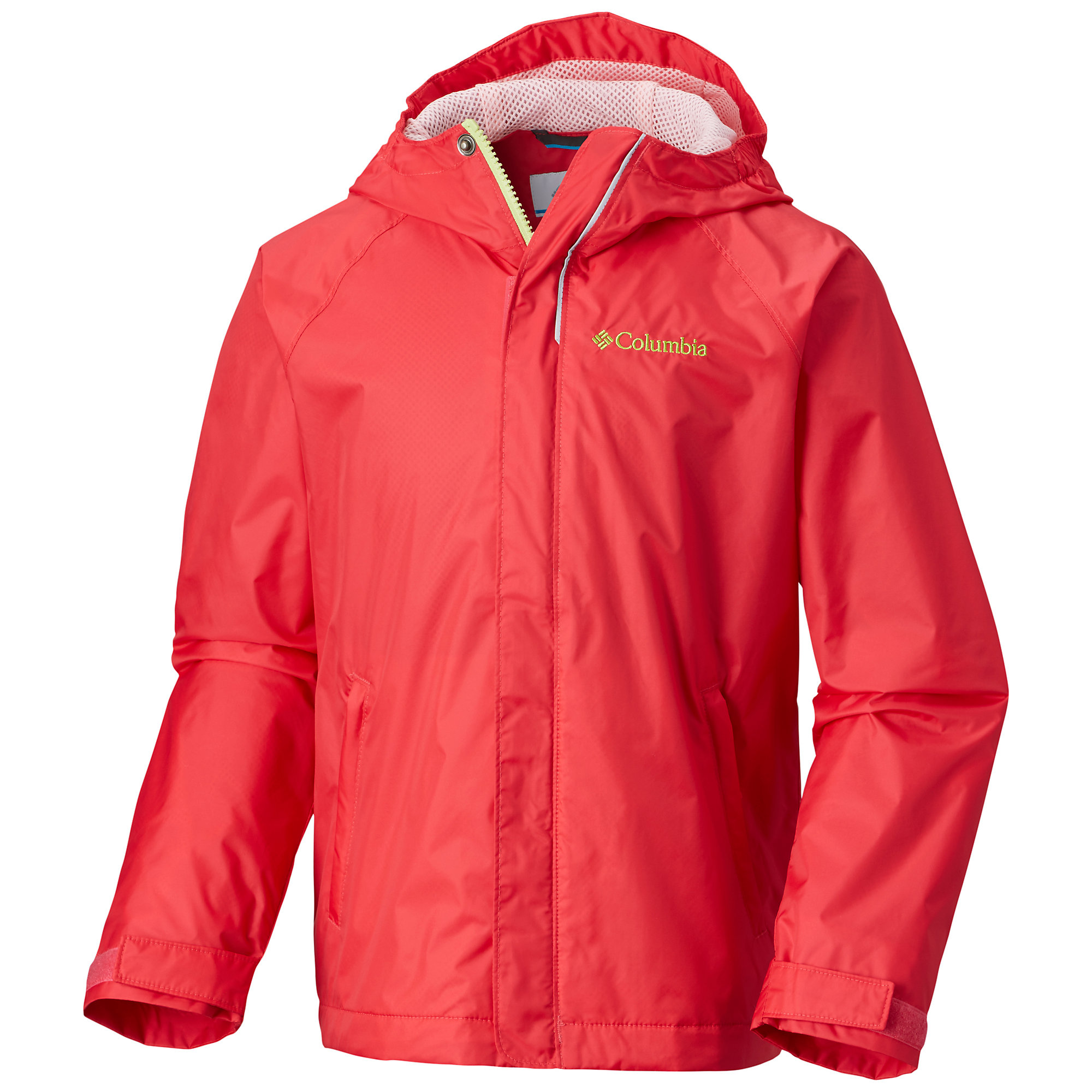 photo: Columbia Fast & Curious Rain Jacket waterproof jacket