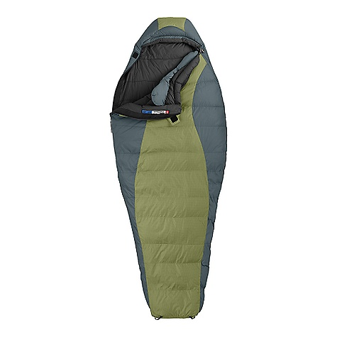photo: The North Face Women's Chrysalis 3-season down sleeping bag