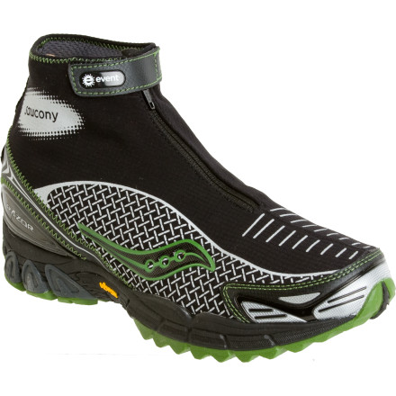 photo: Saucony ProGrid Razor trail running shoe