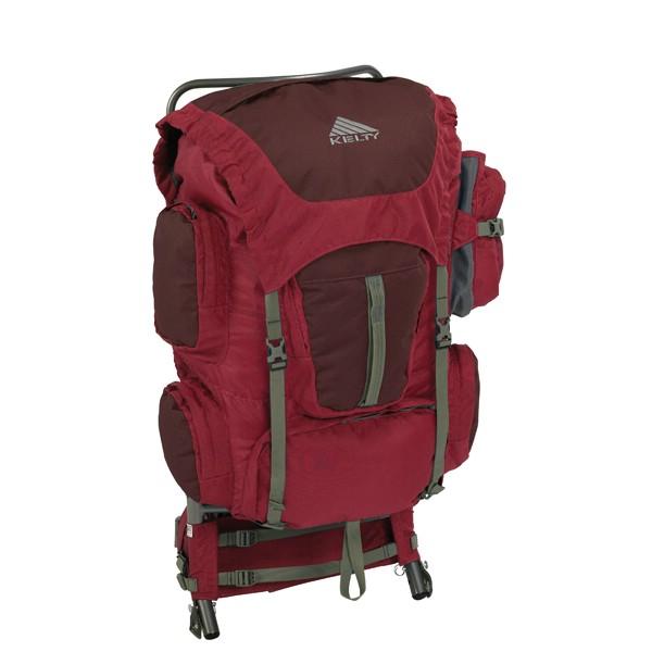 photo: Kelty Trekker 64 external frame backpack