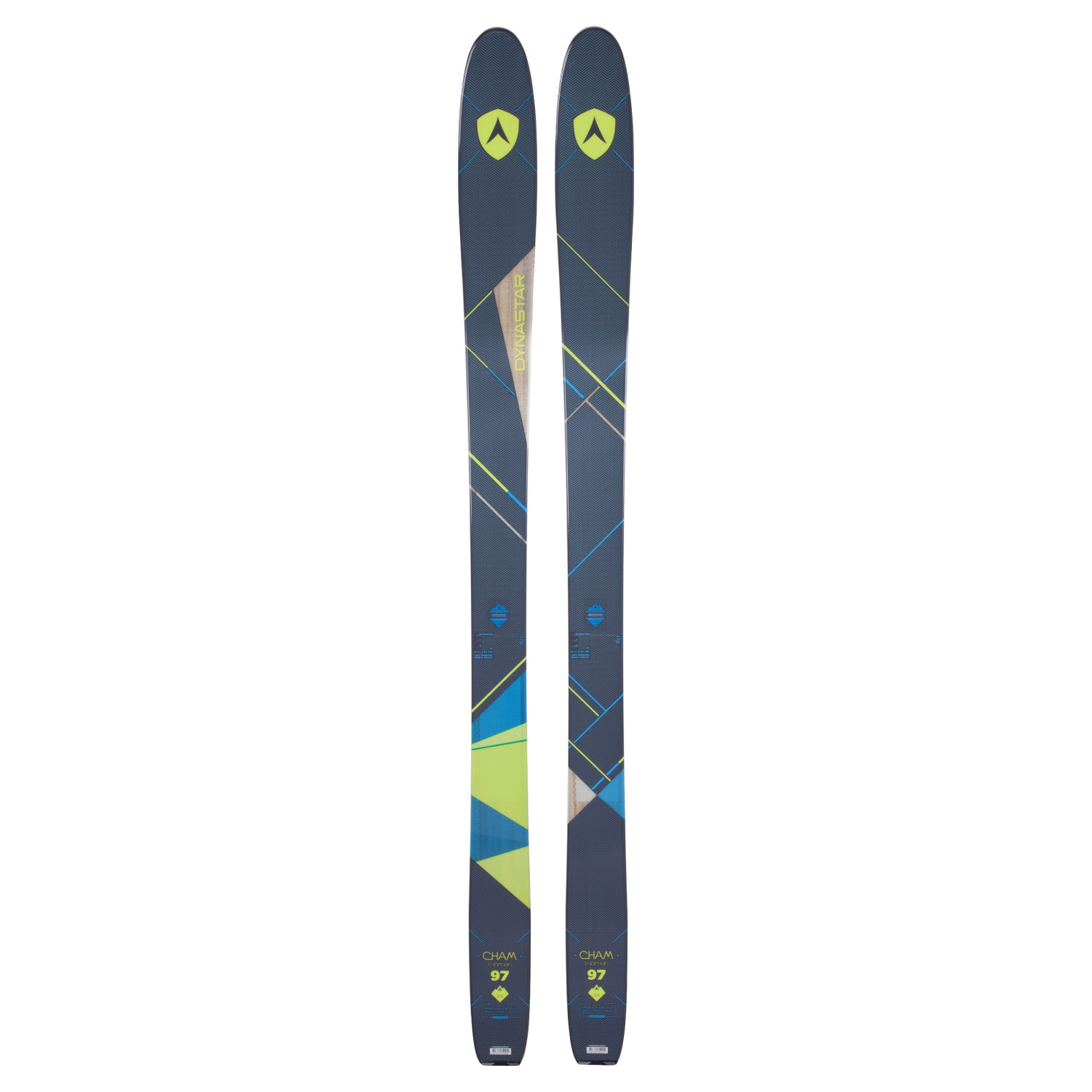 photo of a Dynastar alpine touring/telemark ski